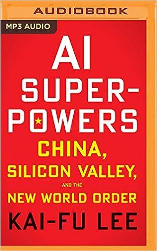 Супердержави ШІ: Китай, Кремнієва долина та Новий світовий порядок