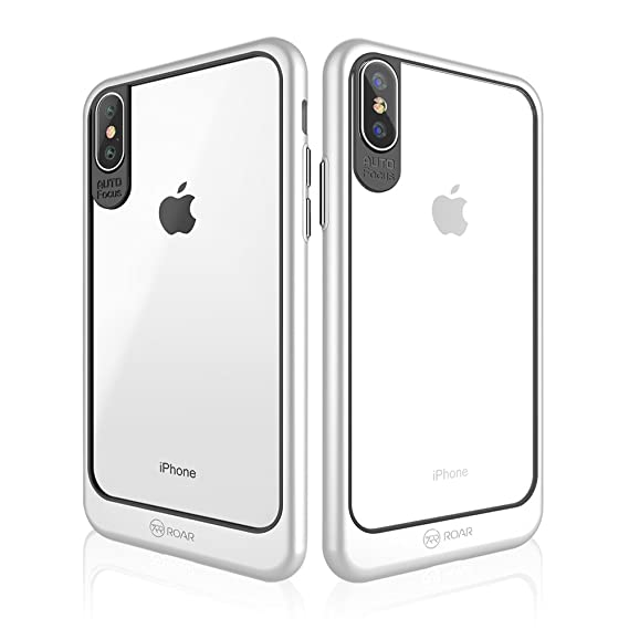 Amazon.com: iPhone X Case [ACE by Roar] TPU All-Around ...