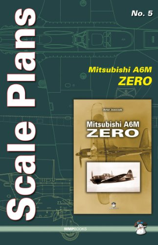 A6M Zero (Scale Plans), used for sale  Delivered anywhere in USA