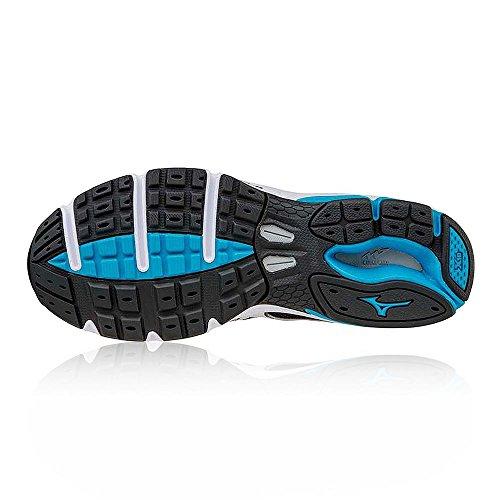 Uomo Da Bianco Impetus Corsa Blu 3 Wave Scarpe Mizuno Nero nwYAqIU8x