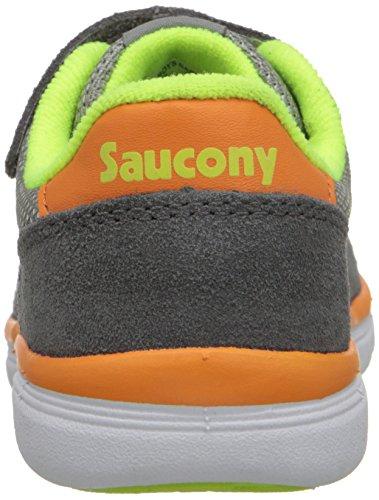 SAUCONY - Graue Sportschuhe, aus Wildleder und Synthetik, Kind, Jungen, Jungs