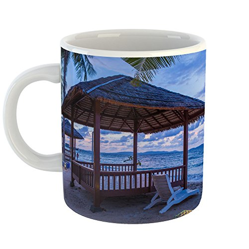 Westlake Art - Sulawesi Indonesia - 15oz Coffee Cup Mug - Modern Picture Photography Artwork Home Office Birthday Gift - 15 Ounce