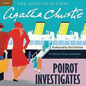 Poirot Investigates Audiobook