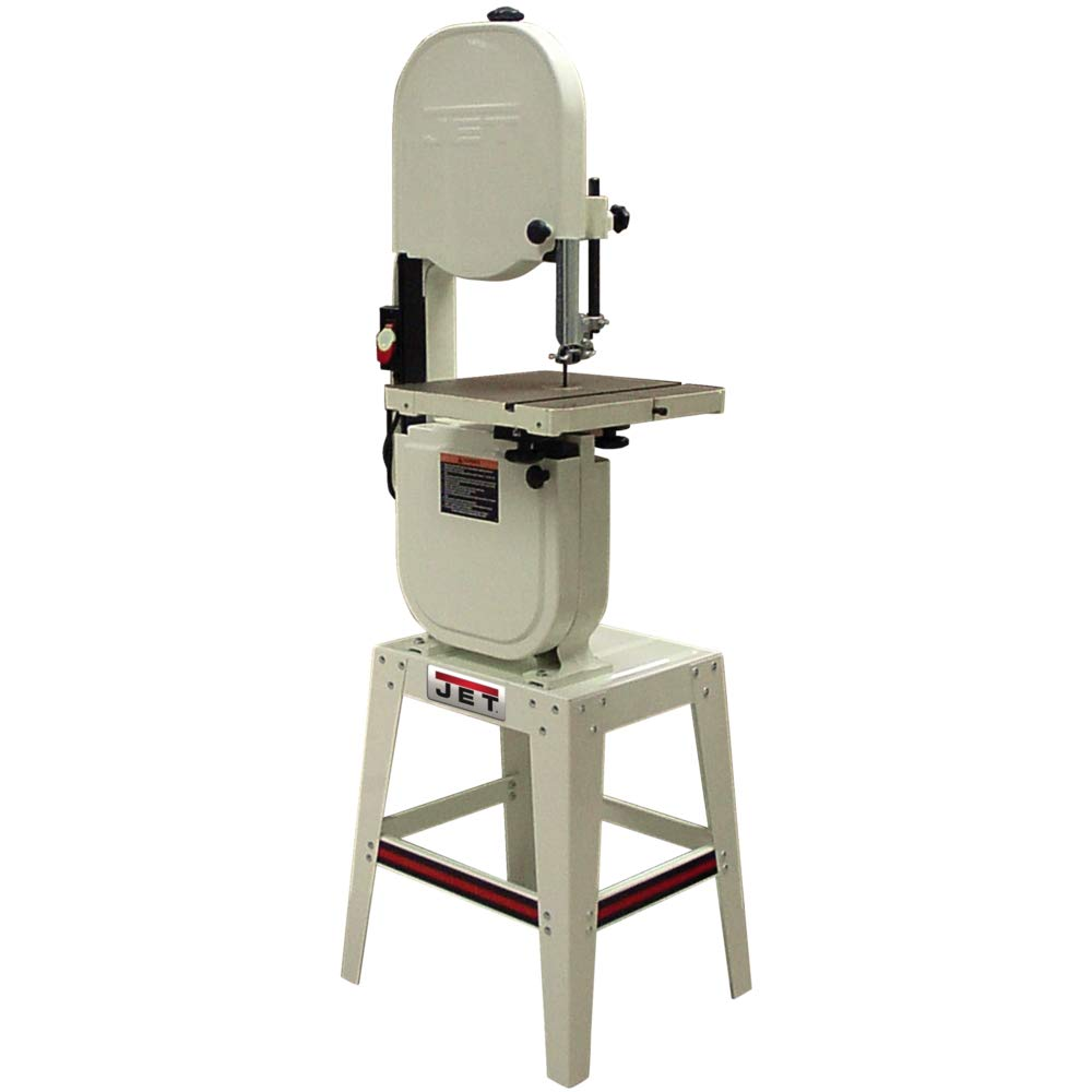 JET 708113A Model JWBS-14S 14-Inch Bandsaw with Open Stand by Jet