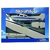 New Ray 20655 1/42 Cessna 172 Skyhawk w/Float Kit, 20655