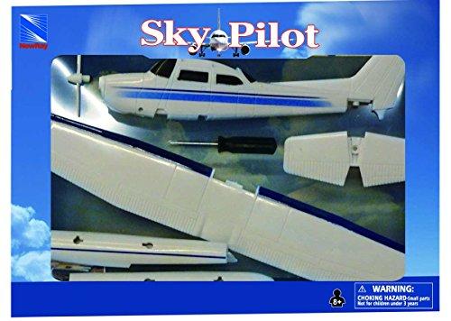 NewRay 1:42 Cessna 172 Skyhawk with Float Diecast Aircraft,,