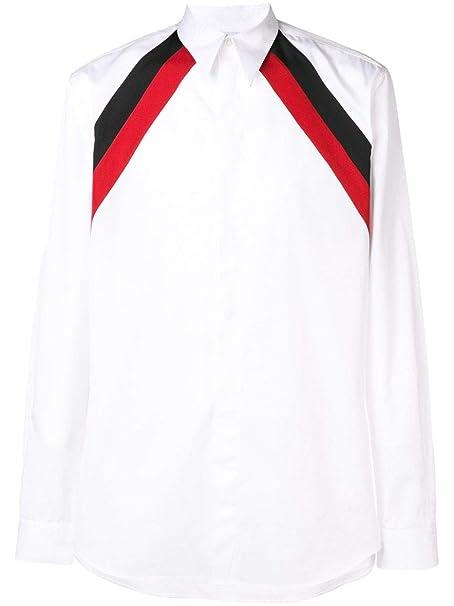 Givenchy - Camisa Casual - para Hombre Blanco 38