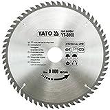 YT Yato-6068-Carbure de scie circulaire 210 x 60 x 30 mm