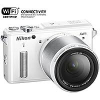 Nikon 1 AW1 14.2 MP HD Waterproof, Shockproof Digital...