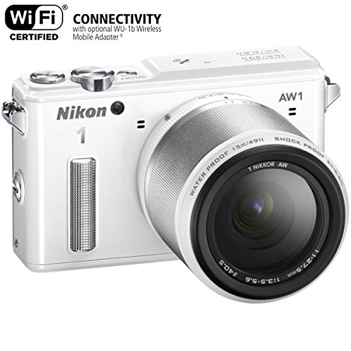All Nikon Waterproof Cameras - 9