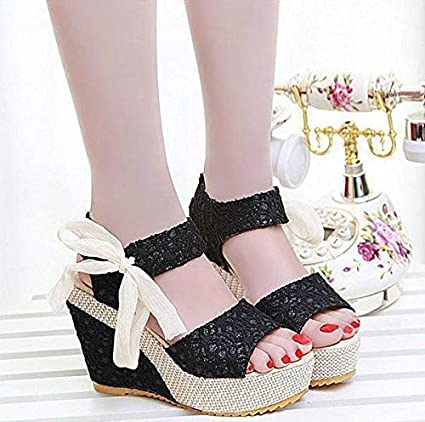 04b4b8305 Image Unavailable. Image not available for. Color  DingXiong Arrival Ladies  Shoes Women Sandals Summer Open Toe Fish Head ...