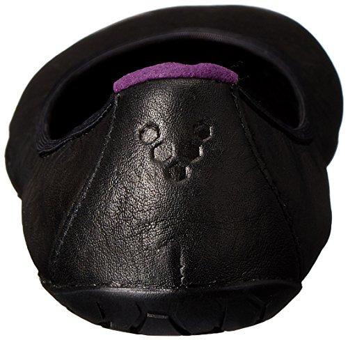 Jing black Nero Vivo Lady Jing Barefoot Vivobarefoot leather twxpqCax