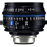 Zeiss 35mm T2.1 CP.3 XD Compact Prime Cine Lens (Feet) PL Bayonet Mount