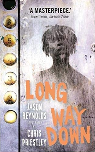 Long Way Down: Amazon.co.uk: Reynolds, Jason, Priestley, Chris: Books