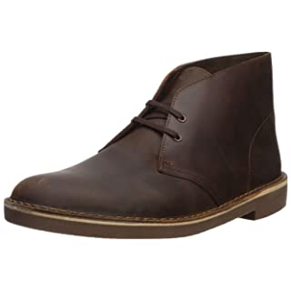 CLARKS Men's Bushacre 2, Dark Brown, 11 W US
