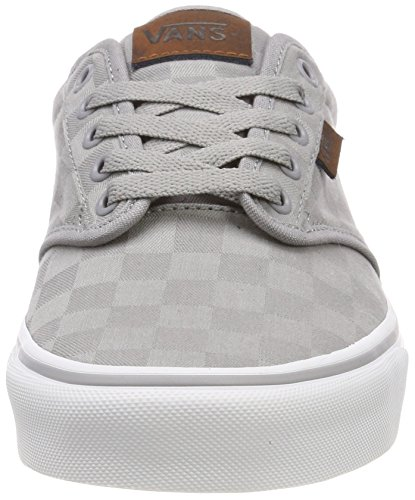 Atwood Sneakers Homme Check Gris Jacquard Checkerboard Basses Vans Rd3 Alloy White Pa6dwx7qa