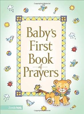 Babys First Book Of Prayers from Zonderkidz