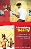Advertising and Reality : A Global Study of Representation and Content, , 1441170006