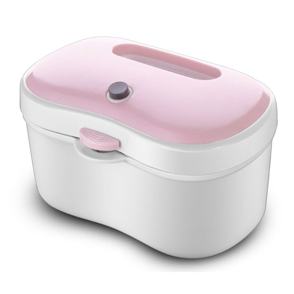 ZXQL Calentador de toalla mojado 24H Calentador de temperatura constante Caja de aislamiento de papel mojado portátil Ahorro de energía Caja de aislamiento: ...