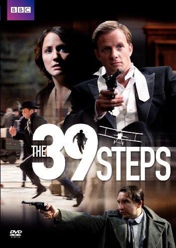 39 steps dvd - 1