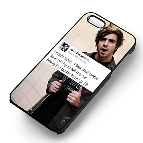 Jack Barakat All Time Low for Cover Iphone 6 and Cover Iphone 6s Case (Black Hardplastic Case) O6Q7LK