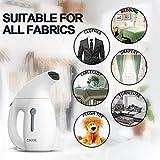 zonpor Steamer for Clothes, Portable Clothes