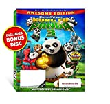 Kung Fu Panda 3 - Awesome Edition with Bonus DVD - Blu Ray + DVD + Digital HD