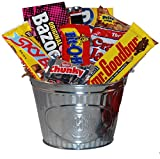 Ohio State Snack Bucket Gift Basket - Small