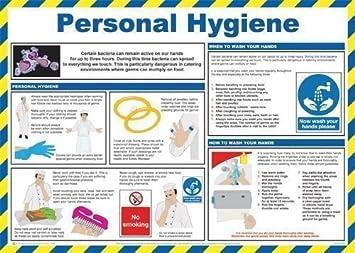 Amazon De Personliche Hygiene Poster