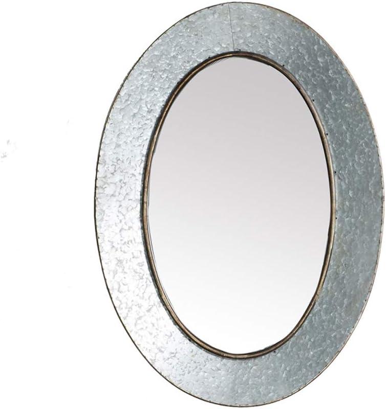 FENORI Oval Rustic Mirror