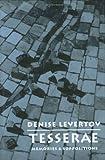 Tesserae, Denise Levertov, 0811212920