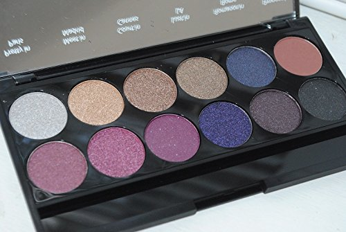 Sleek I-divine Eyeshadow Palette (Vintage Romance) by Sleek