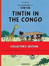 Les Aventures de Tintin, tome 02 : Tintin au Congo par  Hergé