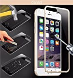 iPhone 7 Plus, 6 Plus, 6s Plus 3D Screen Protector Glass...