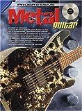 CP69180 - Progressive Metal Guitar Metho...