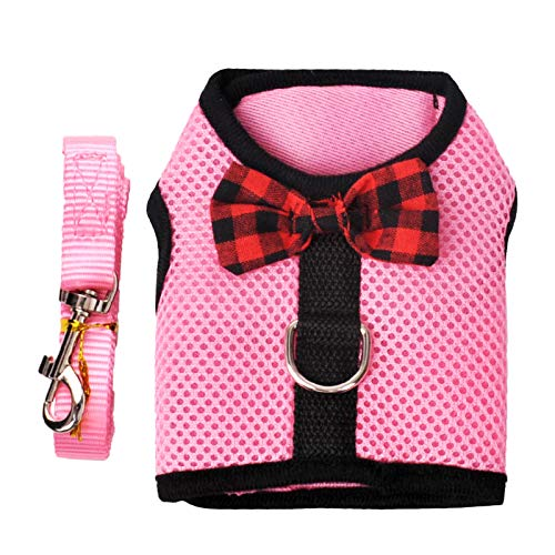 ZEEY Mesh Dog Rabbit Harness Summer with Leash Small for sale  Delivered anywhere in Canada