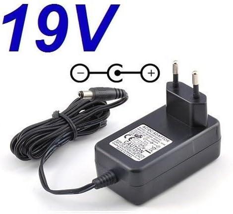 CARGADOR ESP ® Cargador Corriente 19V Reemplazo Televisor TV ...