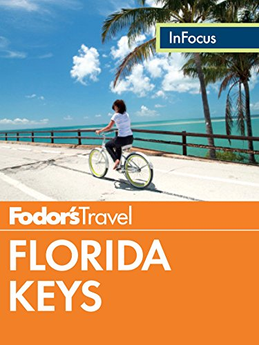 Fodor's In Focus Florida Keys: with Key West, Marathon & Key Largo (Full-color Travel - Square Of Map One