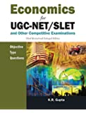 Economics: For UGC-NET/SLET and other Competitive Examinations (Objective Type Questions)