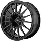 """Motegi Racing MR119 Rally Cross S Satin Black Wheel With Clearcoat (17x7""""/4x100mm, +40mm offset)"""