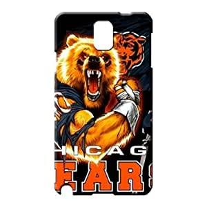 samsung note 3 covers protection Shockproof Back Covers Snap On Cases For phone mobile phone carrying covers chicago bears nfl football
