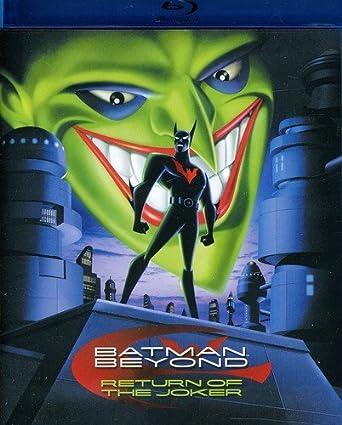Batman Beyond: Return Of Joker Edizione: Stati Uniti USA Blu ...