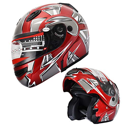 X4 Motorcycle Helmet Adult