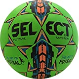 Select Sport America Senior Master Futsal Ball, Green
