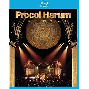 Procol Harum: Live at the Union Chapel [Blu-ray] (2011)