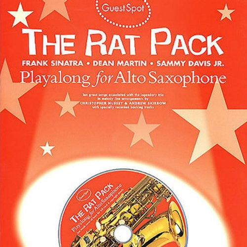 Backing Tracks Saxophone (Playalong for Alto Saxophone: The Rat Pack)