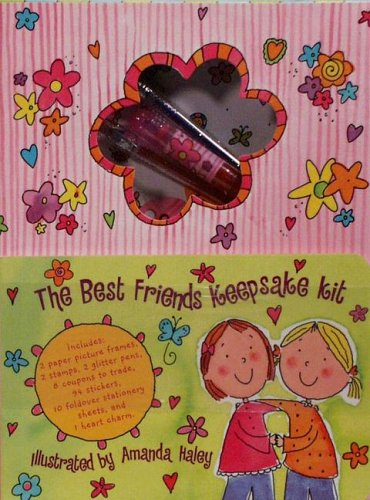 Price comparison product image The Best Friends Keepsake Kit with Sticker and Jewelry and Pens / Pencils and Coupons and Rubber Stamp and Frame and Notecard(s)