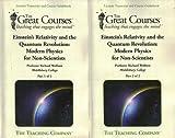 Einstein's Relativity and the Quantum Revolution, Professor Richard Wolfson, 1565856120