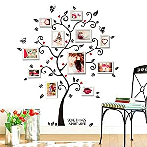 Photo Frame Memory Tree Decal Removable Mural Wall Art Sticker Home Decor DIY