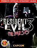 img - for Resident Evil 3 Nemesis: Prima's Official Strategy Guide book / textbook / text book
